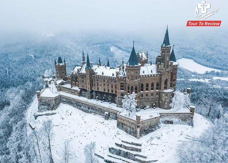 7 most splendid castles in europe