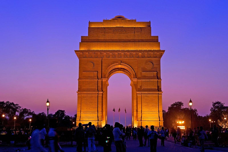 From The Ancient To Modern City - Delhi