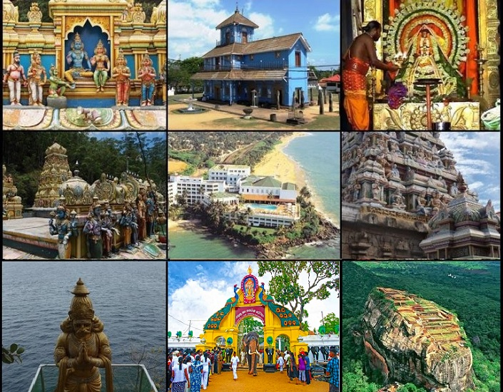 most visited places from the ramayana