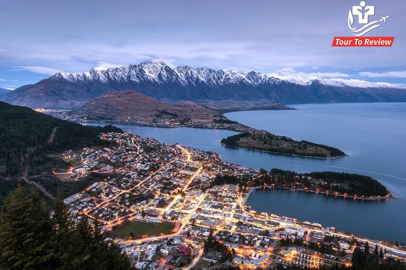 tourist attractions in new zealand