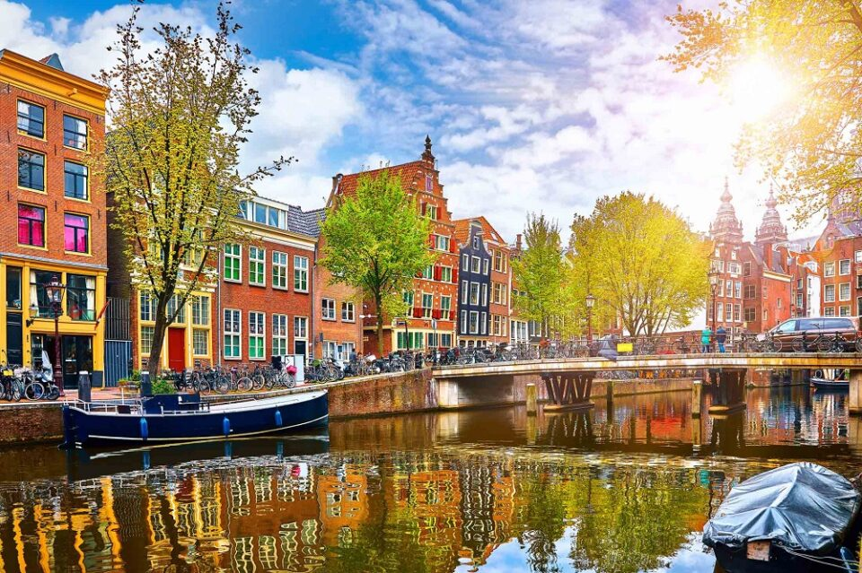 tourist places in amsterdam
