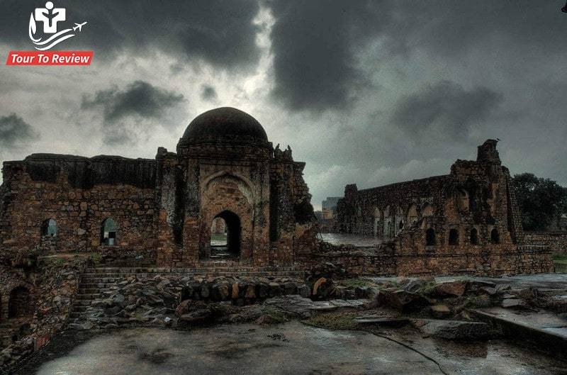 haunted place in india