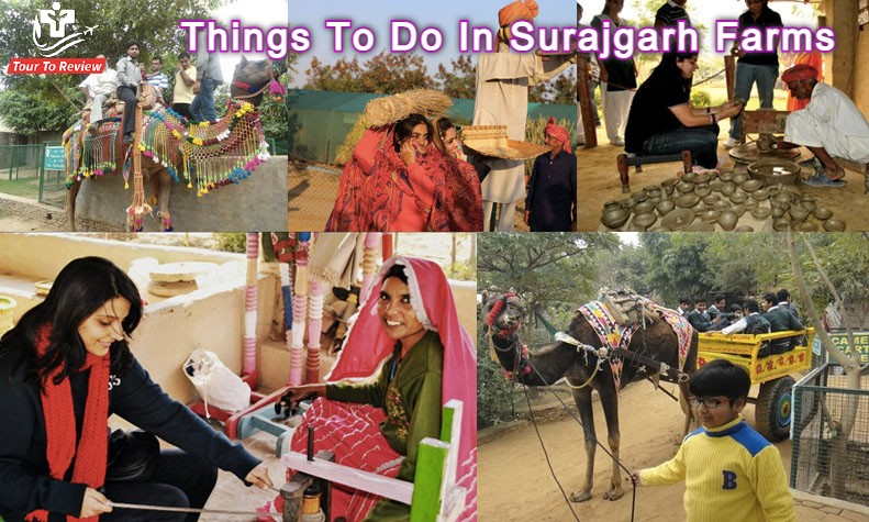Things To Do In Surajgarh Farms