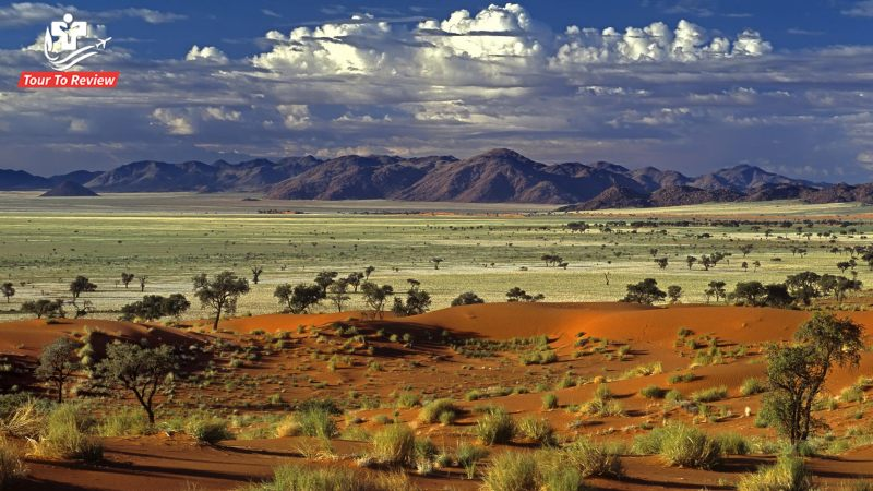 best location Namibia