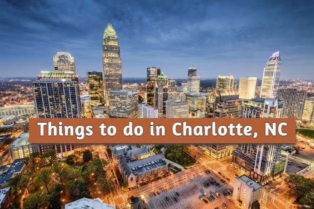Things to do in Charlotte, NC