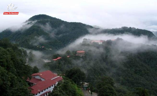 Mussoorie in the Monsoon